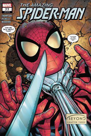 The Amazing Spider-Man #77