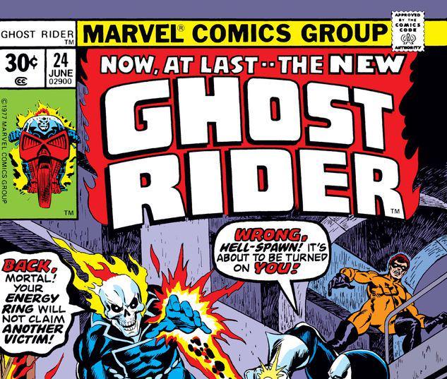 Ghost Rider #24