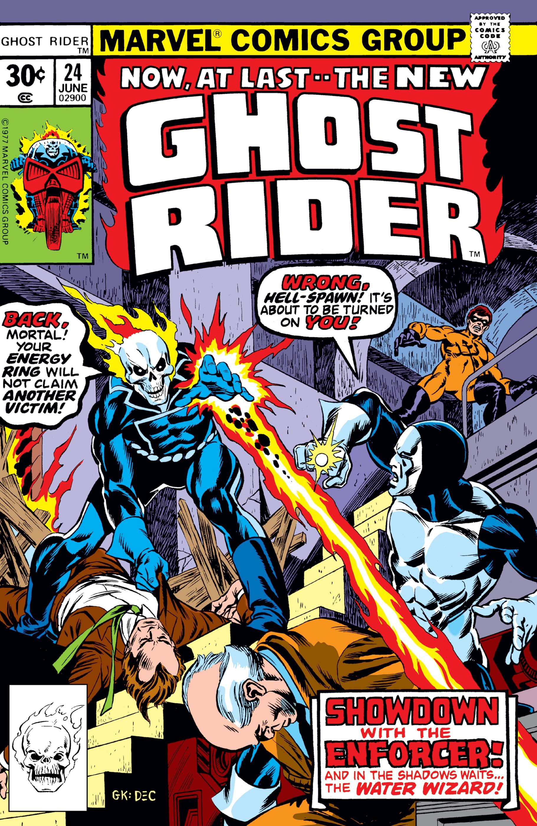 Ghost Rider (1973) #24