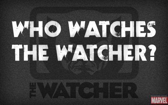 Who Watches the Watcher #4