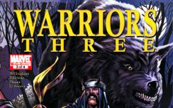 Warriors Three #1
