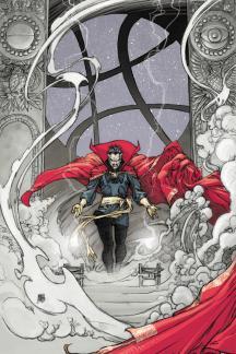 Marvel Vault: Doctor Strange #1