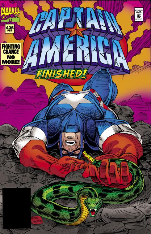 Captain America (1968) #436