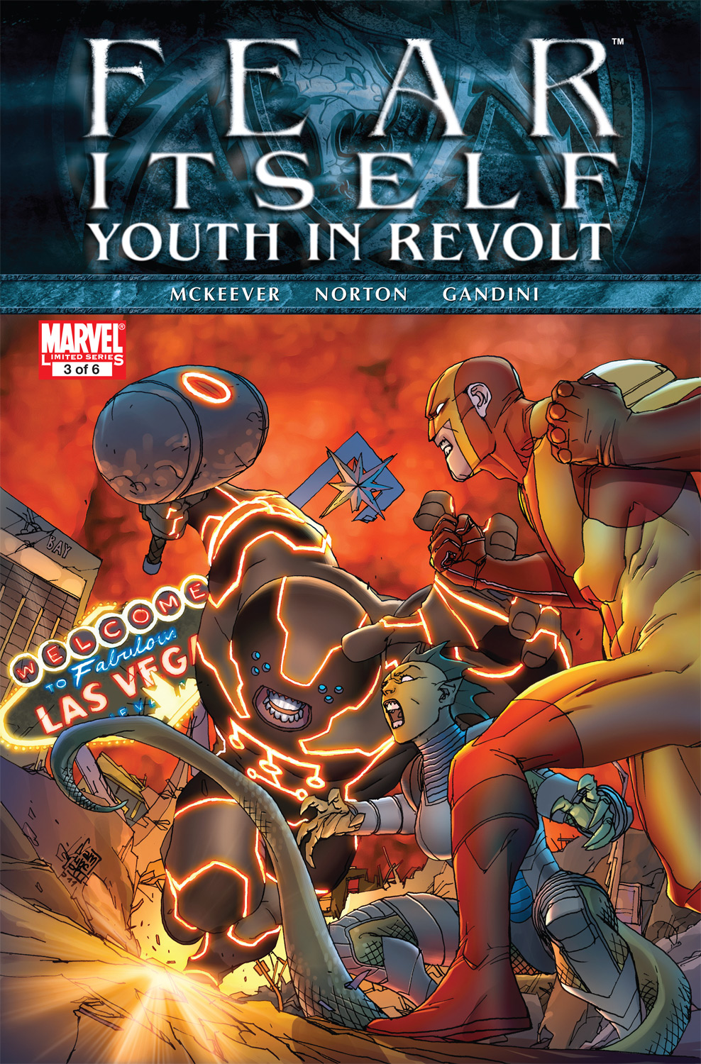 Fear Itself: Youth in Revolt (2011) #3