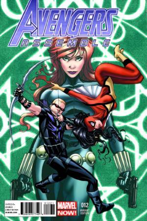 Avengers Assemble #12  (Mckone Variant)