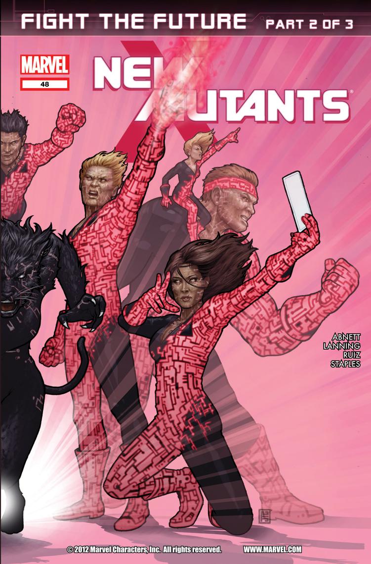 New Mutants (2009) #48