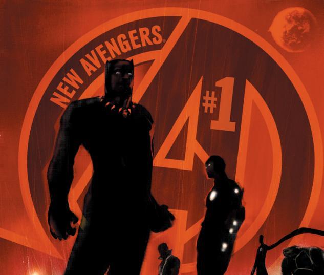 New Avengers 2012 Cover #1