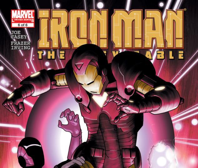 Iron Man: Inevitable (2005) #6
