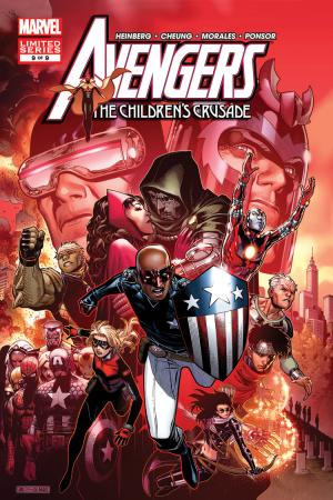 Avengers: The Children's Crusade #9