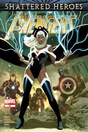 Avengers (2010) #21