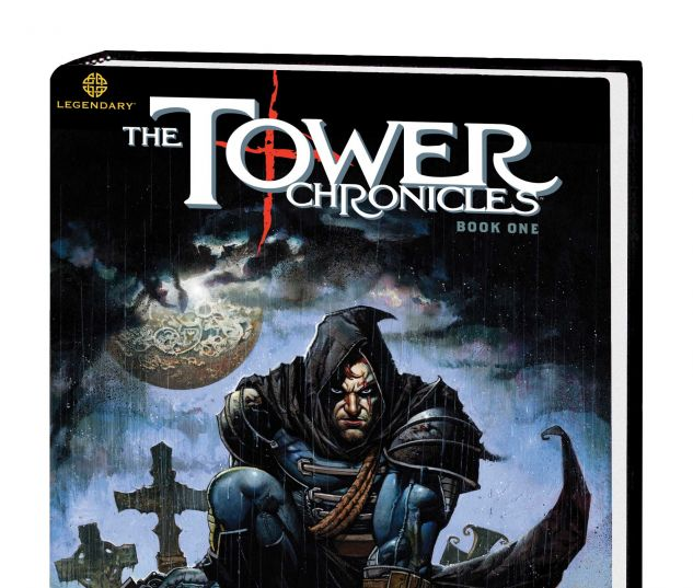 THE TOWER CHRONICLES BOOK ONE: GEISTHAWK PREMIERE HC