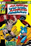 Captain America (1968) #244 Cover
