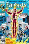 Fantastic Four (1961) #372 Cover