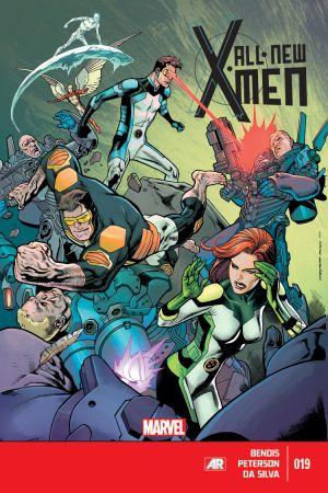 All-New X-Men (2012) #19