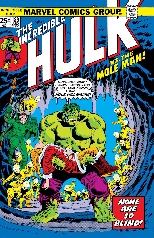 Incredible Hulk (1962) #189