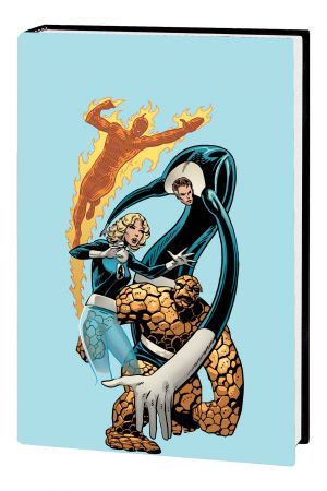 FANTASTIC FOUR BY JOHN BYRNE OMNIBUS VOL. 2 HC VARIANT (DM ONLY) (Hardcover)