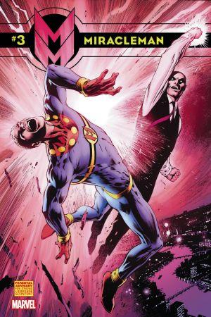 Miracleman (2014) #3