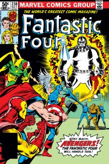 Fantastic Four (1961) #230