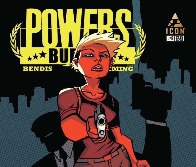 POWERS: BUREAU 9