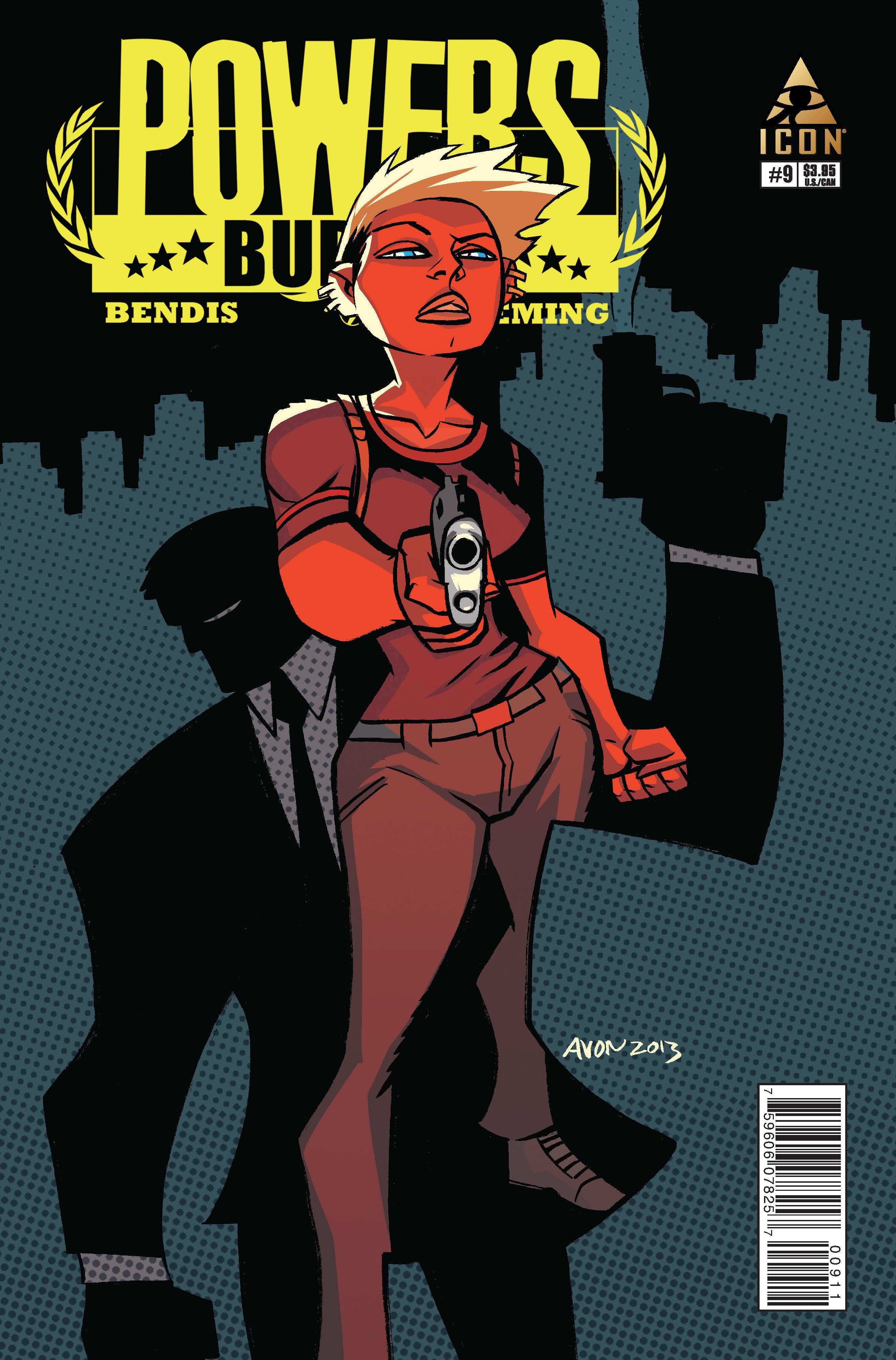 Powers: Bureau (2013) #9