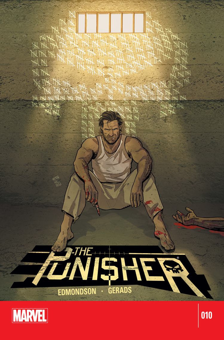 The Punisher (2014) #10