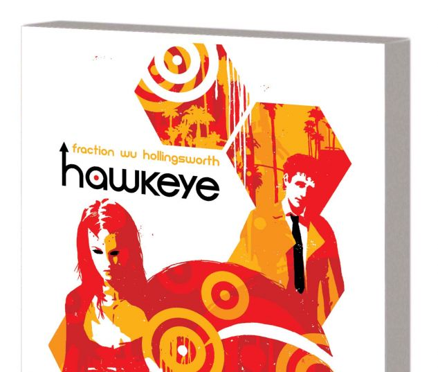 HAWKEYE VOL. 3: L.A. WOMAN TPB (MARVEL NOW)