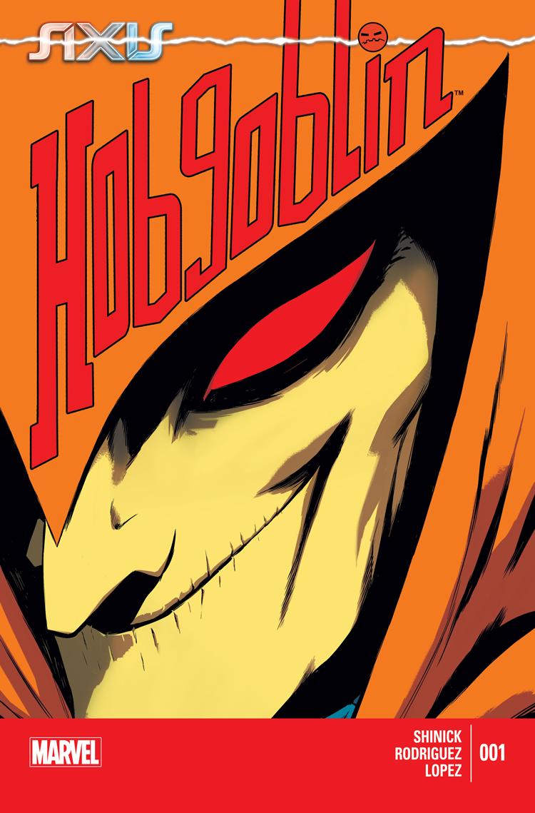 Axis: Hobgoblin (2014) #1