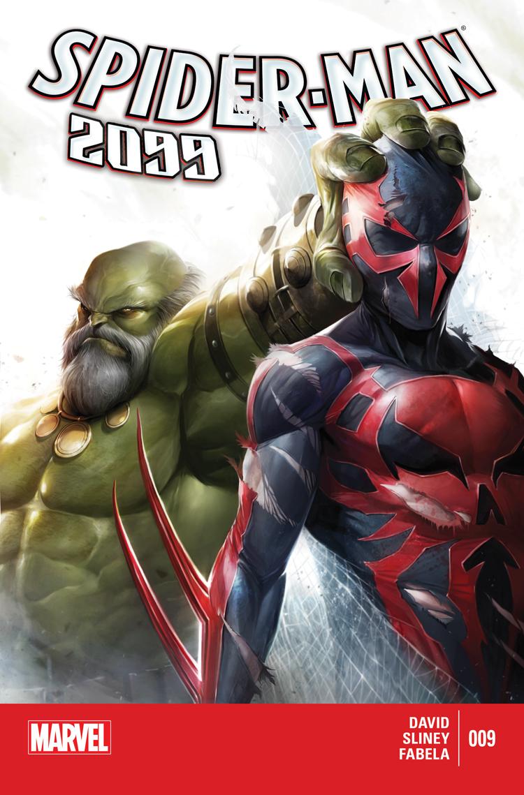 Spider-Man 2099 (2014) #9
