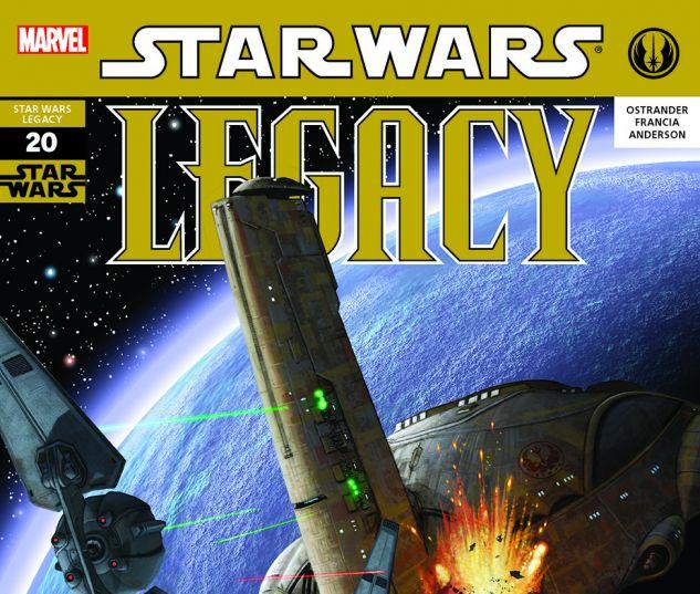 Star Wars: Legacy (2006) #20