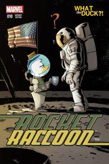 Rocket Raccoon (2014) #10 (Guillory Wtd Variant)