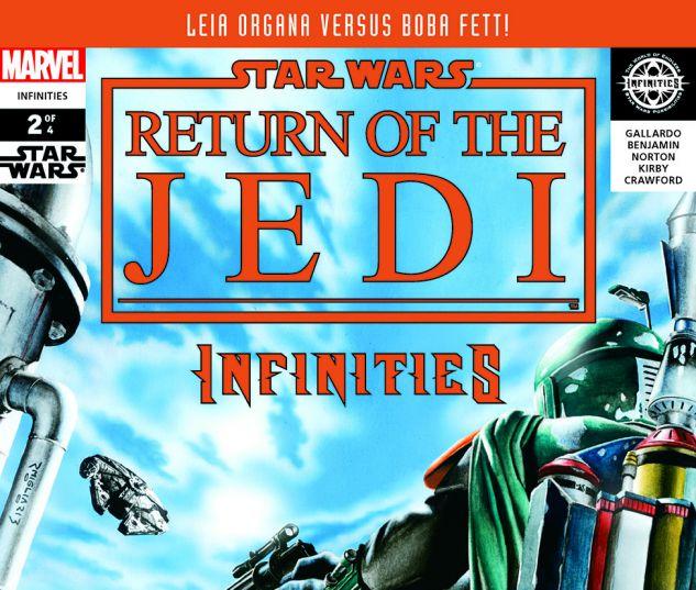 Star Wars Infinities: Return Of The Jedi (2003) #2