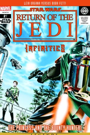 Star Wars Infinities: Return Of The Jedi #2