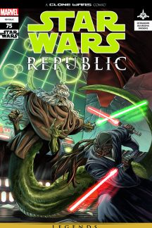 Star Wars: Republic #75