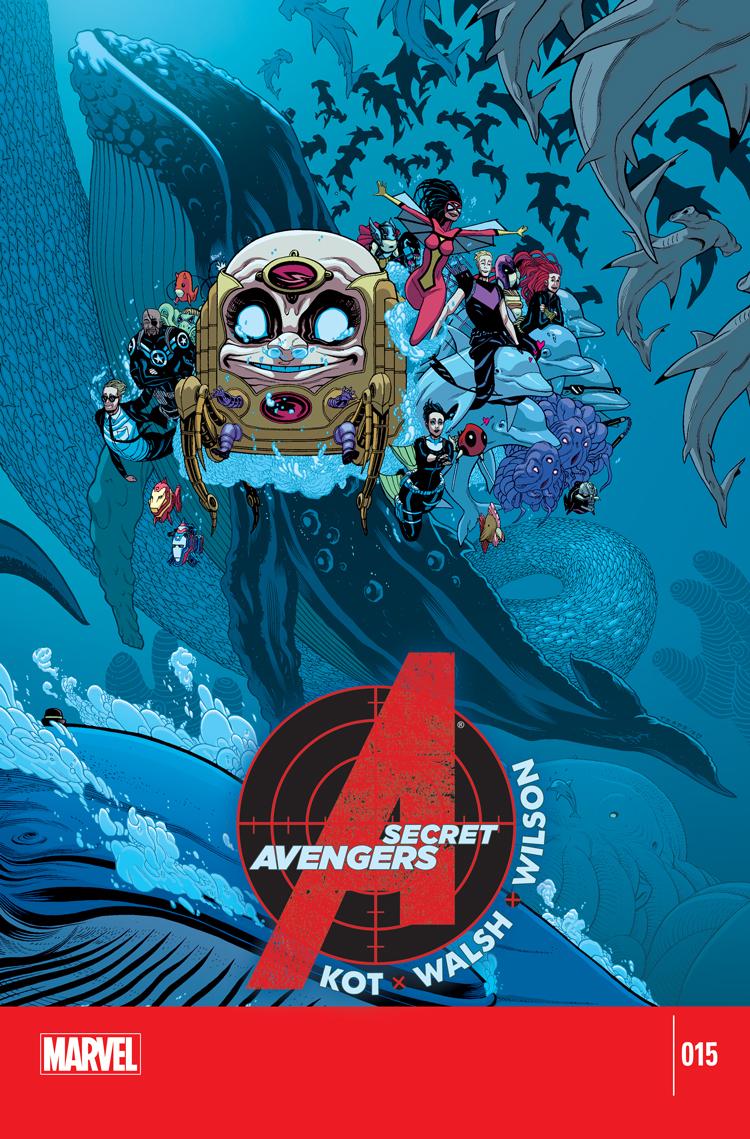 Secret Avengers (2014) #15