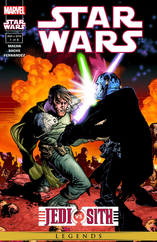 Star Wars: Jedi Vs. Sith (2001) #1