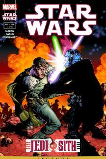 Star Wars: Jedi Vs. Sith #1
