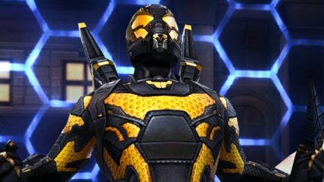 MFF Yellowjacket