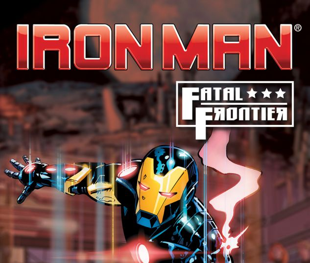 Iron Man Infinite Digital Comic (2013) #4