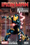 Iron Man Infinite Digital Comic (2013) #4