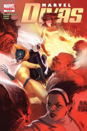 Marvel Divas #4