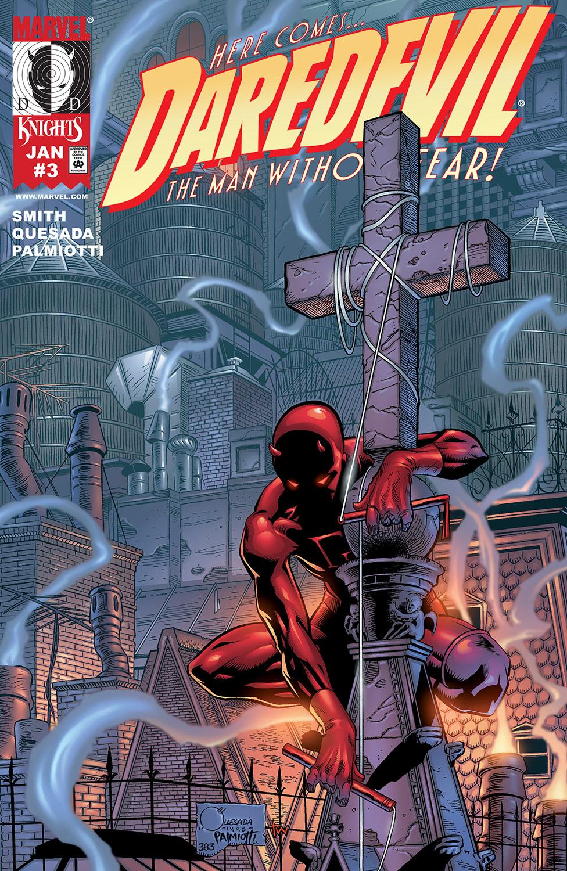 Daredevil (1998) #3