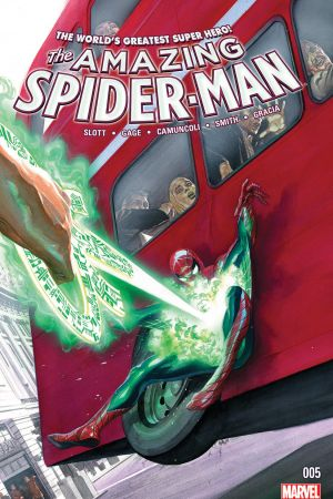 The Amazing Spider-Man (2015) #5