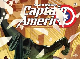 CAPTAIN AMERICA: SAM WILSON 4