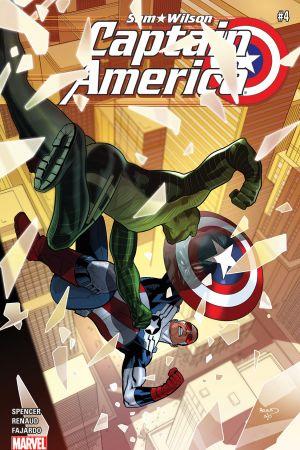 Captain America: Sam Wilson (2015) #4