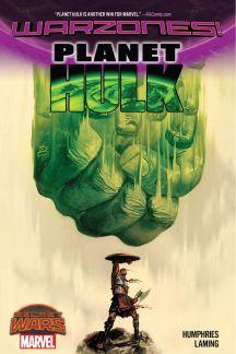 Planet Hulk: Warzones! (Trade Paperback)