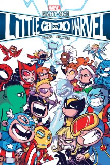 Giant-Size Little Marvel: AVX (Hardcover)