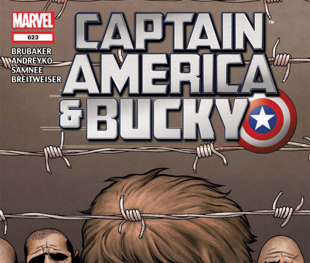 Captain America and... (2012) #623