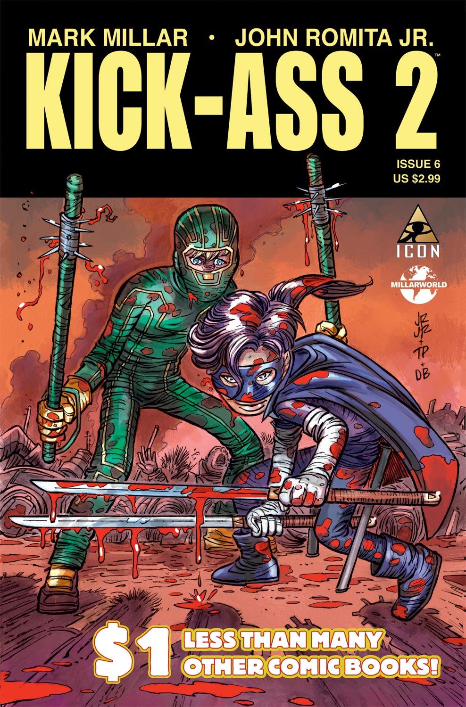 Kick-Ass 2 (2010) #6