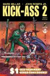 KICK-ASS 2 (2010) #6 Cover
