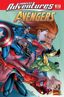 Marvel Adventures the Avengers #32